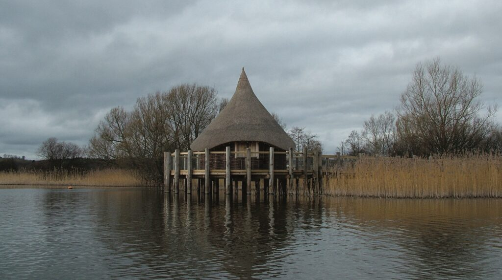 The Palace in the Lake: A royal residence on Llangorse Crannog